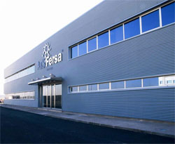 fersa bearing factory outside